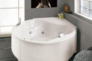 угловая ванна фото 39