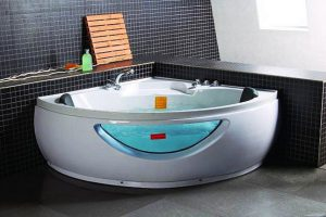 угловая ванна фото 41