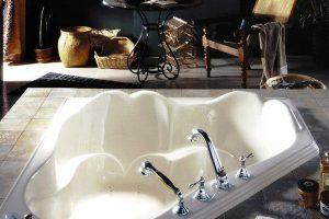 угловая ванна фото 47