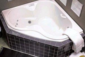 угловая ванна фото 49