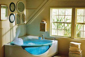 угловая ванна фото 5