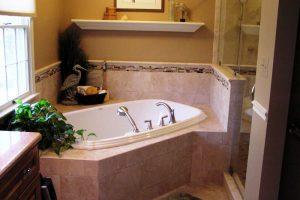 угловая ванна фото 50