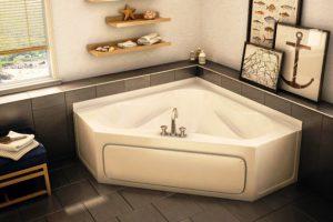 угловая ванна фото 57