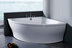 угловая ванна фото 8