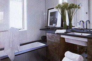 ванна в маленькую ванную комнату фото