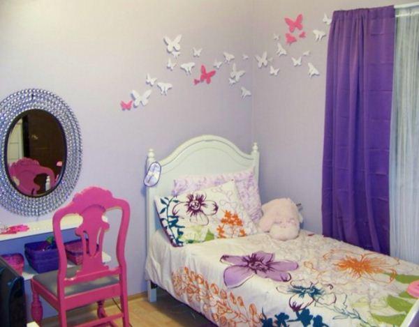детская спальня для девочек фото 11