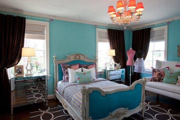 детская спальня для девочек фото 2
