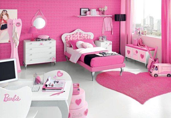 детская спальня для девочек фото 4