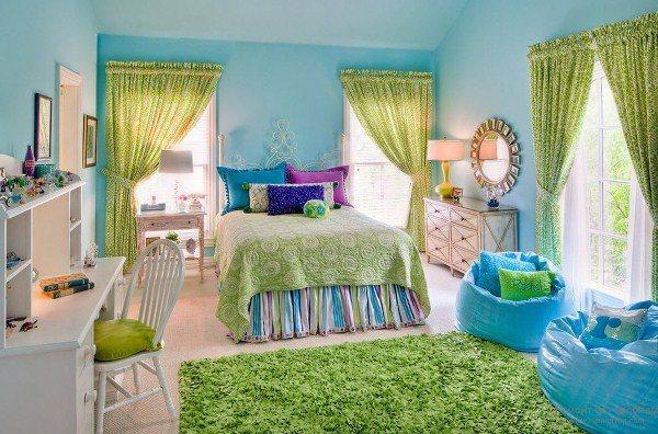 детская спальня для девочек фото 7