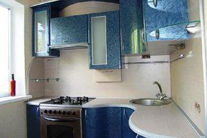 дизайн кухни 5 кв.м в хрущевке фото 12