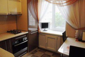 дизайн кухни 5 кв.м в хрущевке фото 17