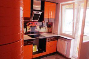 дизайн кухни 5 кв.м в хрущевке фото 3