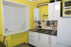 дизайн кухни 5 кв.м в хрущевке фото 31