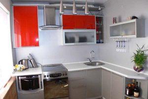 дизайн кухни 5 кв.м в хрущевке фото 37