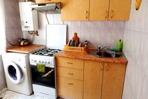 дизайн кухни 5 кв.м в хрущевке фото 40