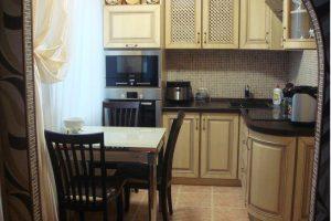 дизайн кухни 5 кв.м в хрущевке фото 5