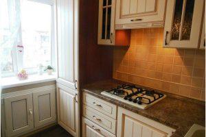 дизайн кухни 5 кв.м в хрущевке фото 7