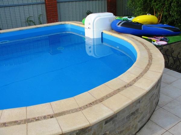 дизайн бассейна в частном доме фото 9