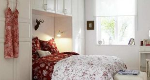 дизайн малогабаритной спальни фото