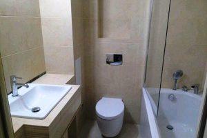 дизайн ванной с туалетом 3 кв.м фото 11