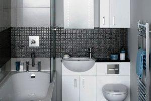 дизайн ванной с туалетом 3 кв.м фото 20