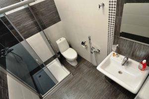 дизайн ванной с туалетом 3 кв.м фото 3
