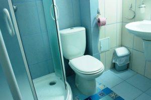 дизайн ванной с туалетом 3 кв.м фото