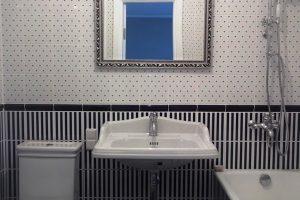 дизайн ванной с туалетом 3 кв.м фото 7