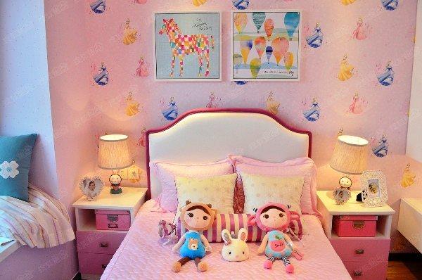 фото красивых спален для девочек