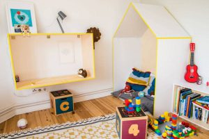интерьер комнаты для мальчика фото 16