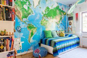 интерьер комнаты для мальчика фото 19