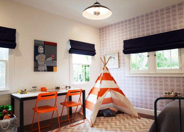 интерьер комнаты для мальчика фото 4