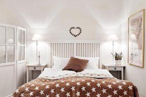 интерьер малогабаритной спальни фото 24