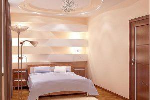 интерьер малогабаритной спальни фото 42