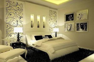 интерьер малогабаритной спальни фото 6