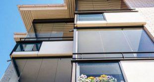 Балконные ограждения LUMON