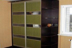 шкаф-купе в гостиную фото 25