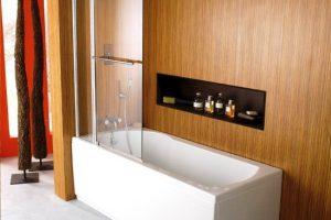 шторки для ванной фото 13