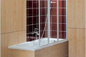 шторки для ванной фото 14