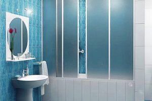 шторки для ванной фото 15