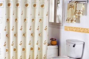 шторки для ванной фото 21