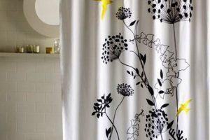 шторки для ванной фото 28
