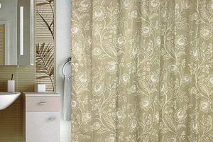 шторки для ванной фото 29