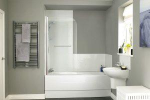 шторки для ванной фото 34
