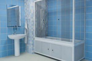 шторки для ванной фото 35