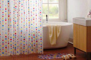 шторки для ванной фото 41