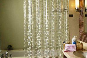 шторки для ванной фото 42