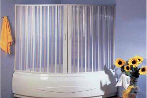 шторки для ванной фото 45