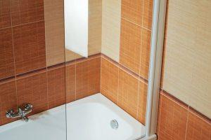 шторки для ванной фото 48