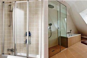шторки для ванной фото 49